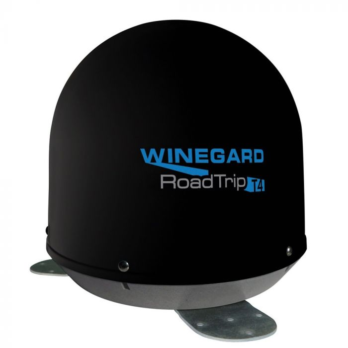 Winegard RoadTrip T4 Automatic In Motion Satellite TV Antenna - Black (RT2035T)