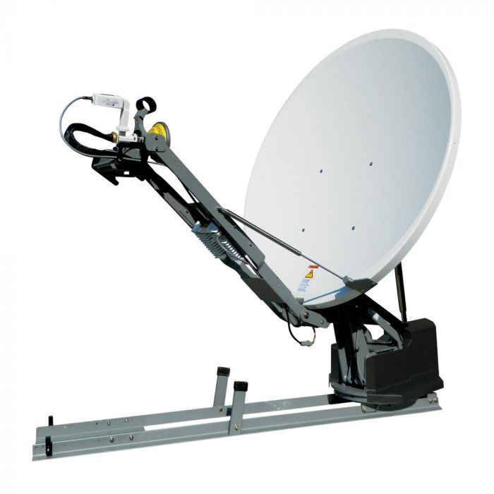 Winegard 1.2 Meter 2 Way Auto-Deploy Ku Band Satellite Internet System (WX1200)