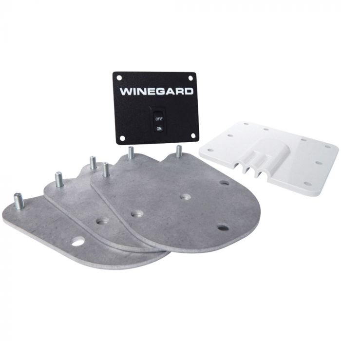 Winegard RK-2000 Roof Mount Kit (RK-2000)