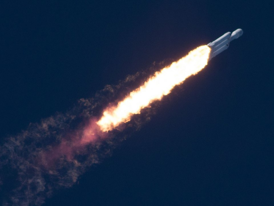 Elon Musk is about to launch the first of 11,925 proposed SpaceX internet satellites — more than all spacecraft that orbit Earth today