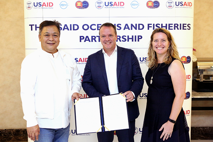 USAID and Inmarsat partner for legal, traceable and sustainable fishing